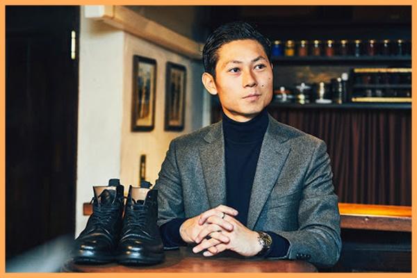 長谷川裕也・靴磨き職人wiki風プロフィール