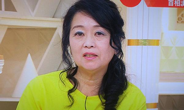 岡田晴恵の色気が凄いw化粧で変わりすぎと話題!ネイルやつけまつげも!?画像